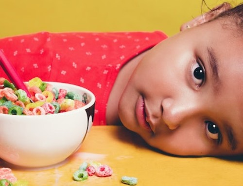 What are you feeding your child?